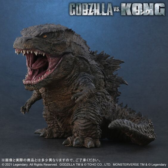 GODZILLA FROM GODZILLA VS. KONG(2021)