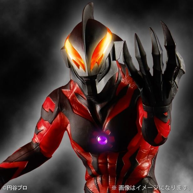 大怪獣シリーズ ULTRA NEW GENERATION ウルトラマンベリアル 発光ver.(予約受付終了)