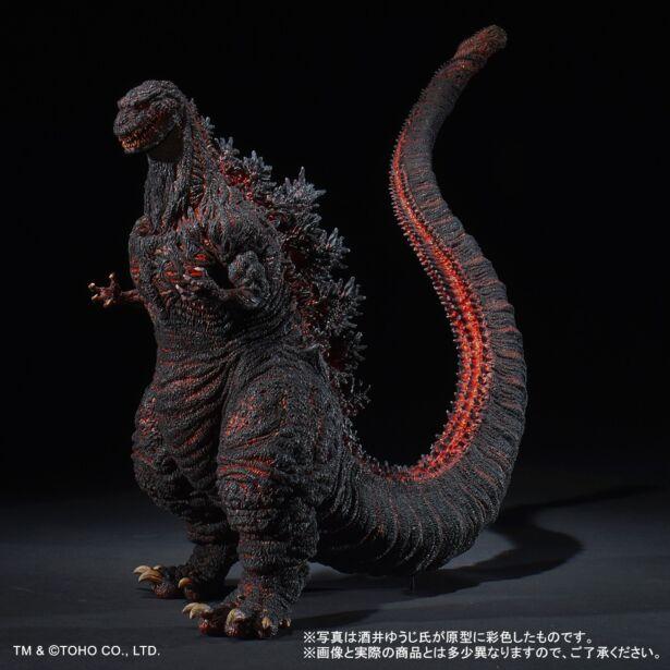 酒井ゆうじ造形コレクション ゴジラ(2016) 一般流通版