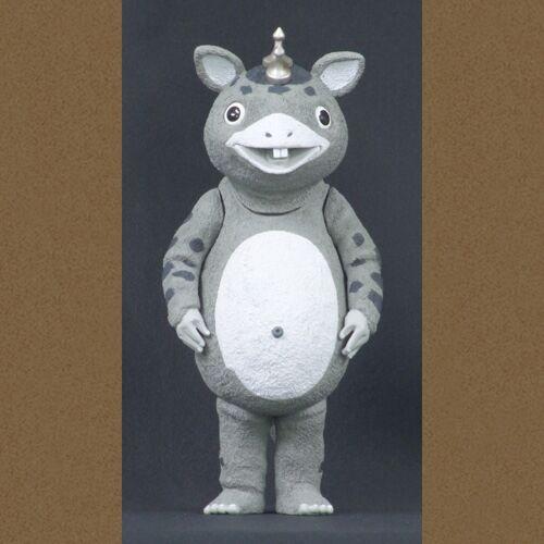 大怪獣シリーズ 「快獣ブースカ Bタイプ(モノクロ版)」 少年リック限定商品