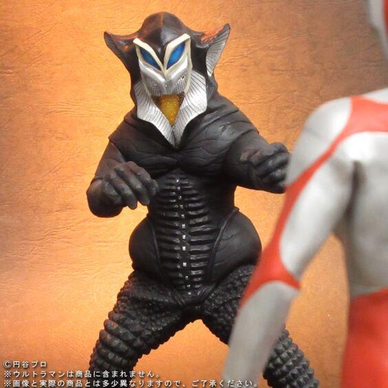 大怪獣シリーズ  「メフィラス星人 ファイティングポーズ」 ショウネンリック限定版