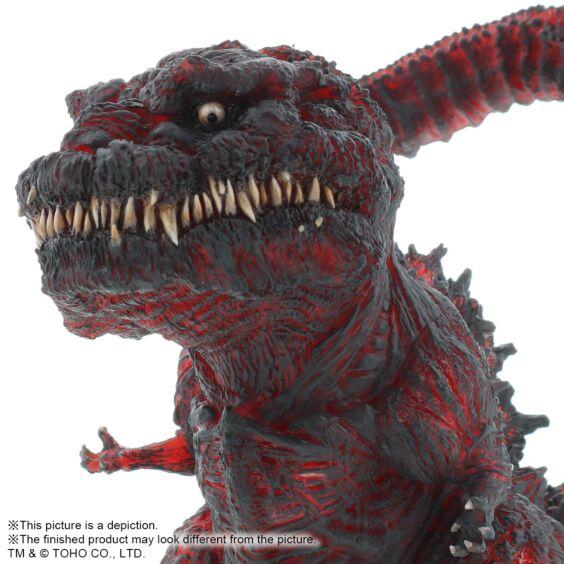 Deforeal Shin Godzilla Clear ver X-plus 2016 4th