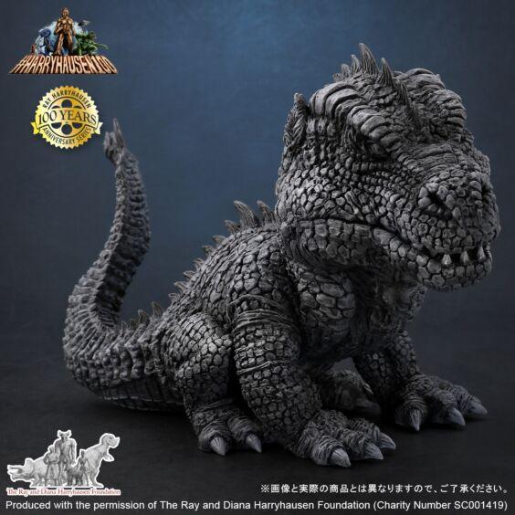 デフォリアル リドサウルス モノクロ版