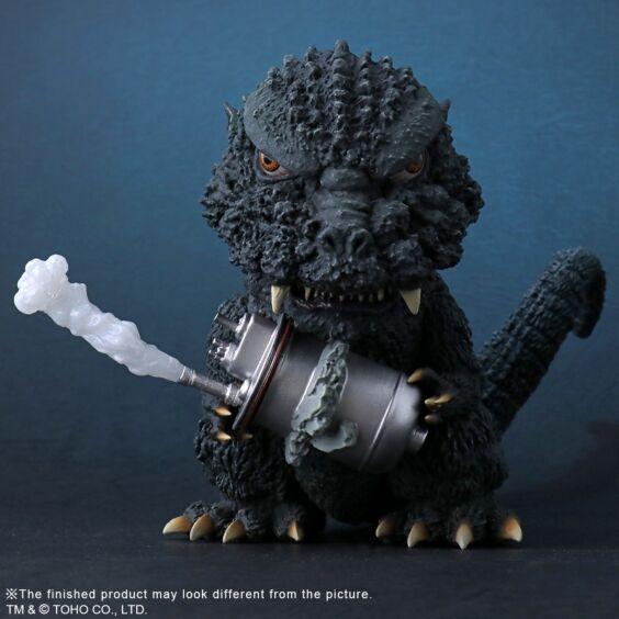 Godzilla(1984) Light-Up Ver.