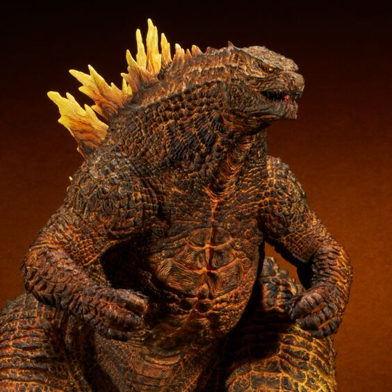 Burning Godzilla (2019)