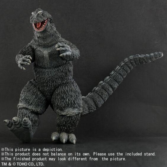 Favorite Sculptors Line Godzilla(1962) Walking pose