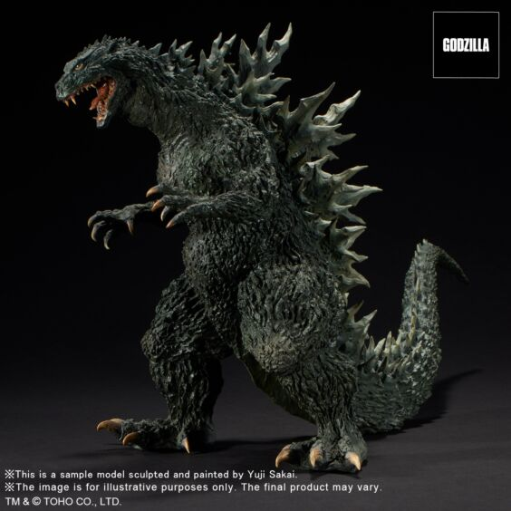 Godzilla 2000 Millennium Maquette Replica
