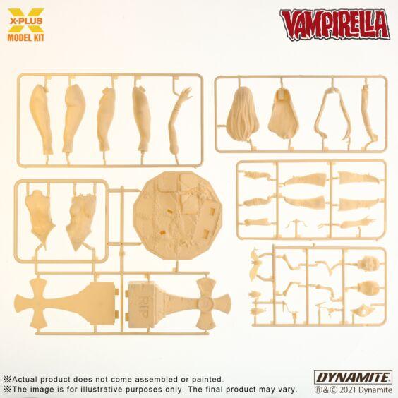 Vampirella 1/8 Plastic Model Kit