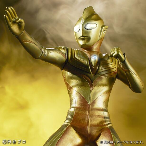 大怪獣シリーズ  ULTRA NEW GENERATION  「グリッターティガ」