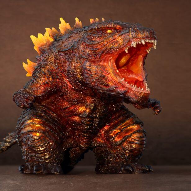 Burning Godzilla (2019) Second order