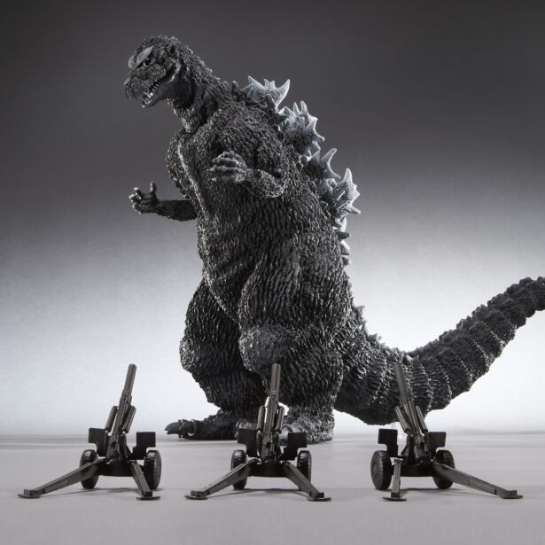 Favorite Sculptors Line Godzilla(1954)