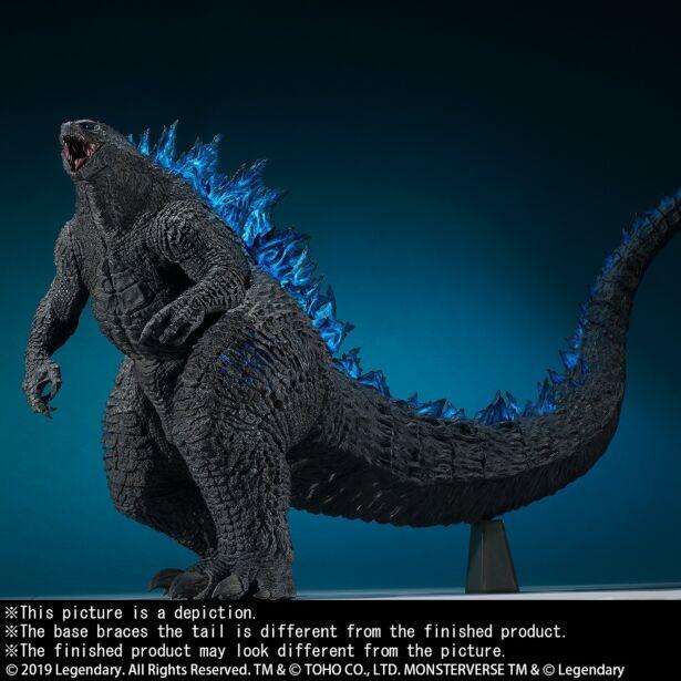 Godzilla 2019 Second order