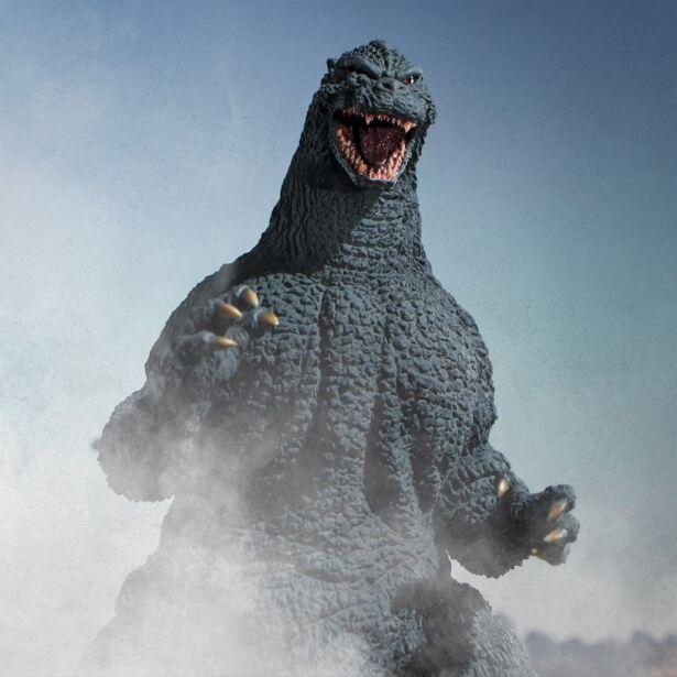 "TOHO 30cm Series Yuji Sakai Modeling Collection Godzilla (1991) ""The Fierce Battle of Abashiri!"""